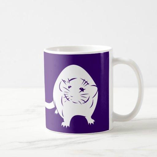 Love me,love my rats! coffee mug