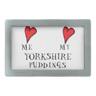 love me love my yorkshire puddings, tony fernandes belt buckle