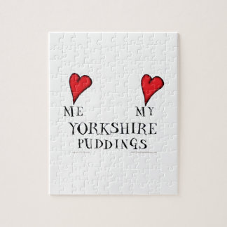love me love my yorkshire puddings, tony fernandes jigsaw puzzle
