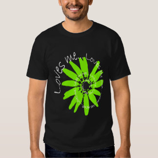 LOVE ME MARGUERITE Green Tshirts