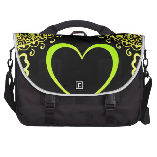 Love mehndi laptop bags