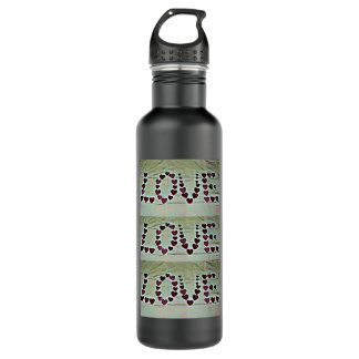 Love Message 710 Ml Water Bottle