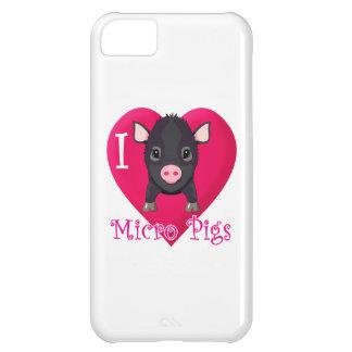 Love Micro Pigs iPhone 5C Case