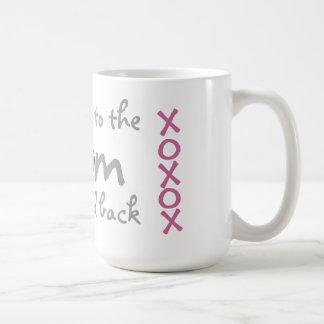 love mom to moon and back mug