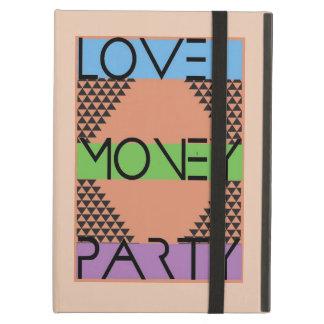 Love Money Party Ipad Case