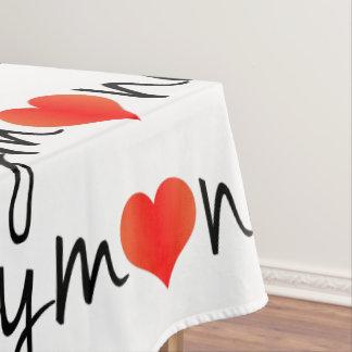 Love money super cool crazy funny tablecloth