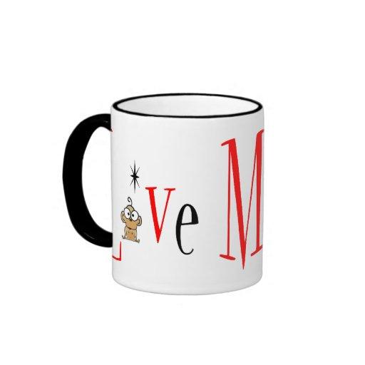 Love Monkey Mug