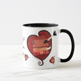 Love & More Love 11oz. Mug