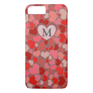 Love Mosaic iPhone 8 Plus/7 Plus Case