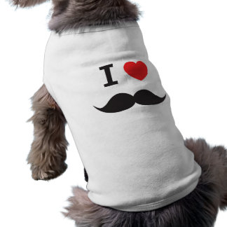 Love Moustache Shirt