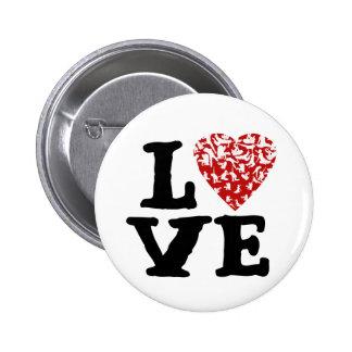 LOVE Movement Button   Fenkrais Heart Figures