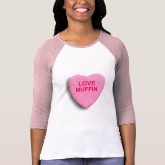 LOVE MUFFIN CANDY HEART T-Shirt