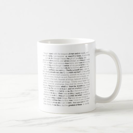 love coffee mugs