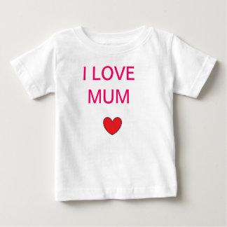 Love mum and dad! baby T-Shirt