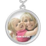 Love Mum Photo Necklace