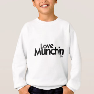 Love Munchin by Scruff Bucket Sweatshirt