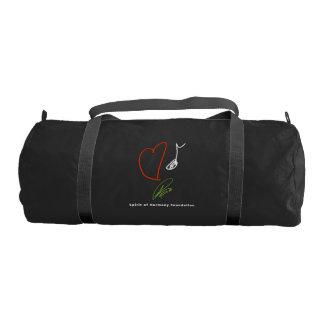 Love Music Gym Duffle Bag