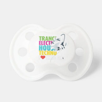 Love music pacifier