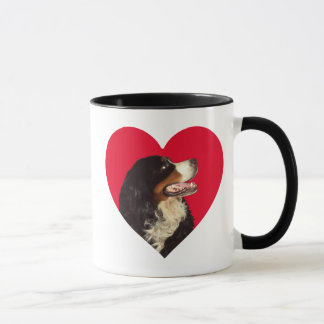 Love My Bernese Mountain Dog Mug