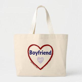 Love My Boyfriennd Bags