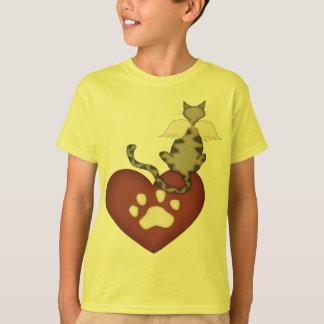 Love My Cat I Tshirt