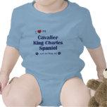 Love My Cavalier King Charles Spaniel (Female Dog) T-shirts