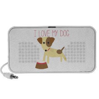 Love My Dog Portable Speakers