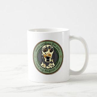 Love My English Setter Coffee Mug