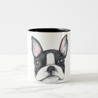 Love my French Terrier Coffee Mug