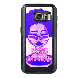 Love My Fro Samsung Galaxy S7 Otterbox Case