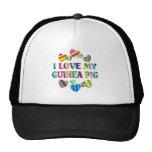 Love My Guinea Pig Hats