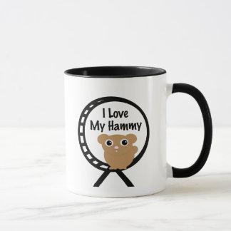 Love My Hammy Mug