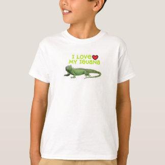 Love My Iguana Tee shirts