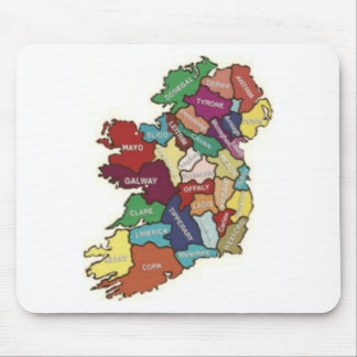 LOVE MY  IRISH ROOTS MOUSE MAT