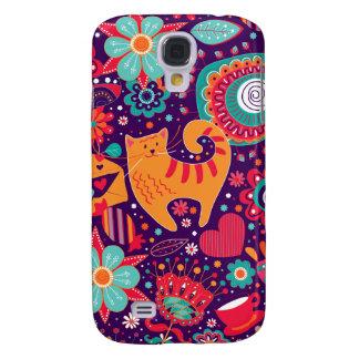 Love My Kitty (Samsung Galaxy S4 Case) Galaxy S4 Case