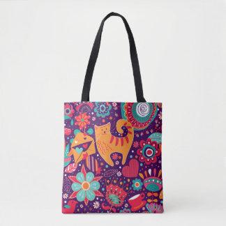Love My Kitty Tote Bag