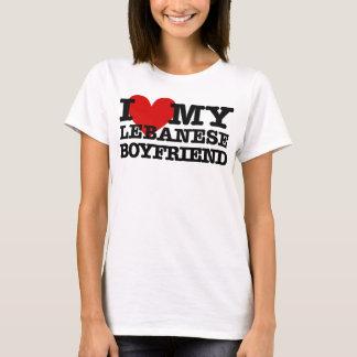 Love My Lebanese Boyfriend T-Shirt