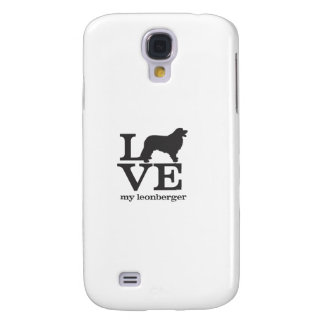 Love My Leonberger Galaxy S4 Case