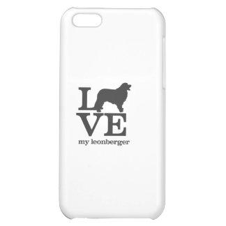 Love my Leonberger iPhone 5C Case