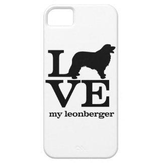 Love my Leonberger Iphone case iPhone 5 Case