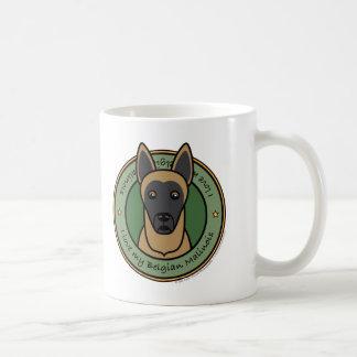 Love My Malinois Coffee Mug
