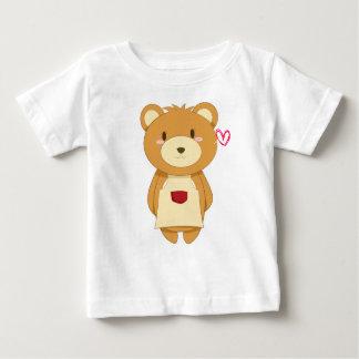 Love My Mama Bear Baby T-Shirt