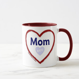 Love My Mom Mug