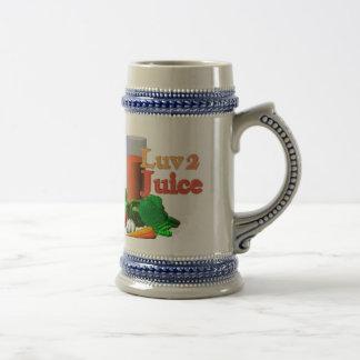 Love My Moo Juice template Valxart.com Beer Steins