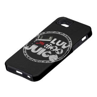 Love My Moo Juice template Valxart com iPhone 5 Case
