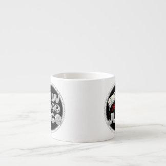 Love My Moo Juice template Valxart.com Espresso Mug