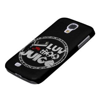 Love My Moo Juice template Valxart.com Galaxy S4 Case