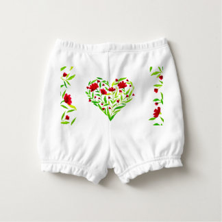 Love My Mum Mom ~ Cute Baby Diaper Cover Nappy Cover