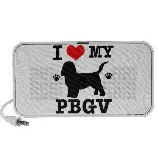 Love my PBGV iPhone Speakers