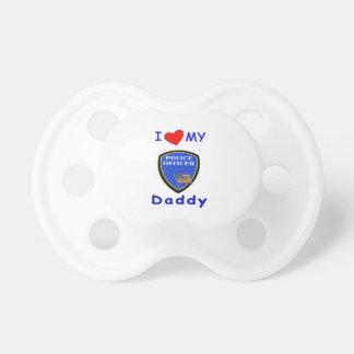 Love My Police Daddy Dummy